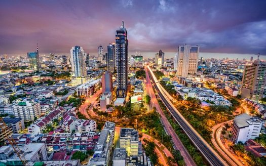Bangkok is the world's most visited city again, fourth year in a row